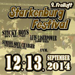 Starkenburg Freiluft Festival