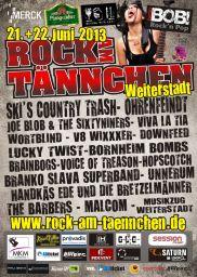 Rock am Tännchen